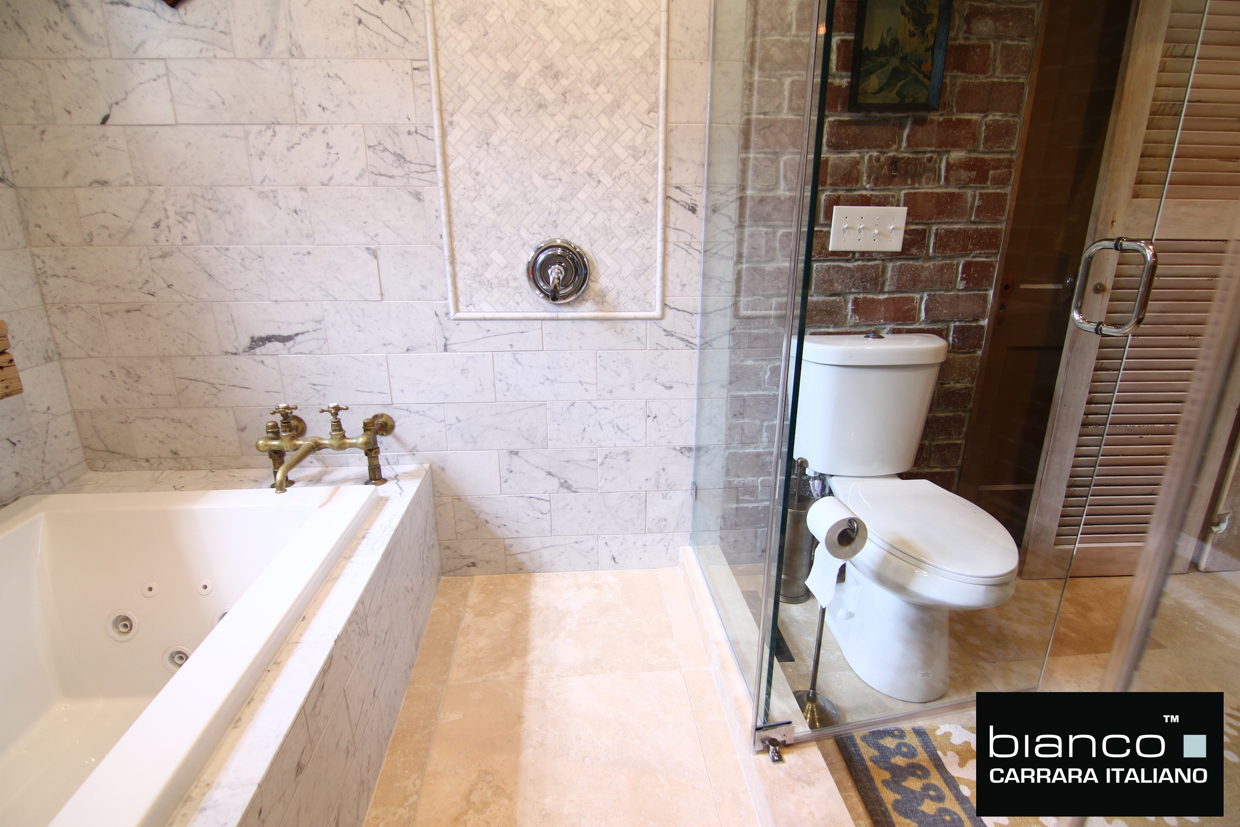 DIY Network Bianco Carrara1