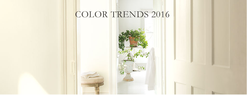 Color of the year is white