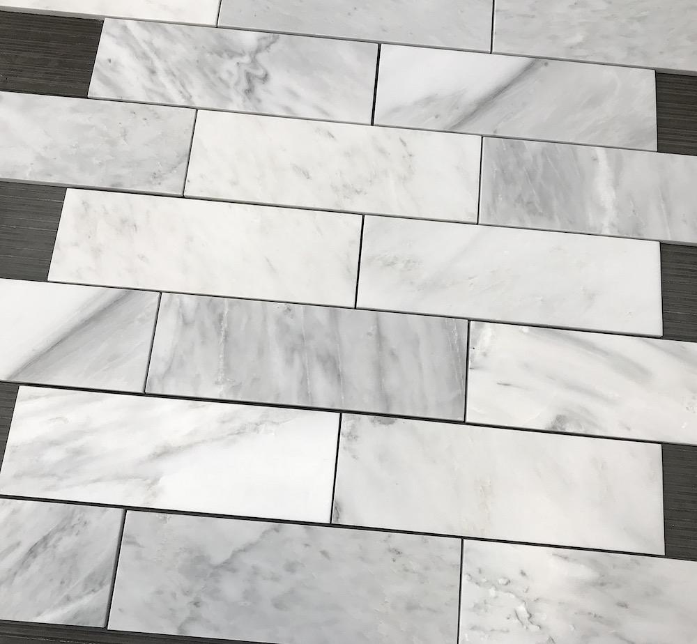 Pietra 4x12 Marble Subway Tile