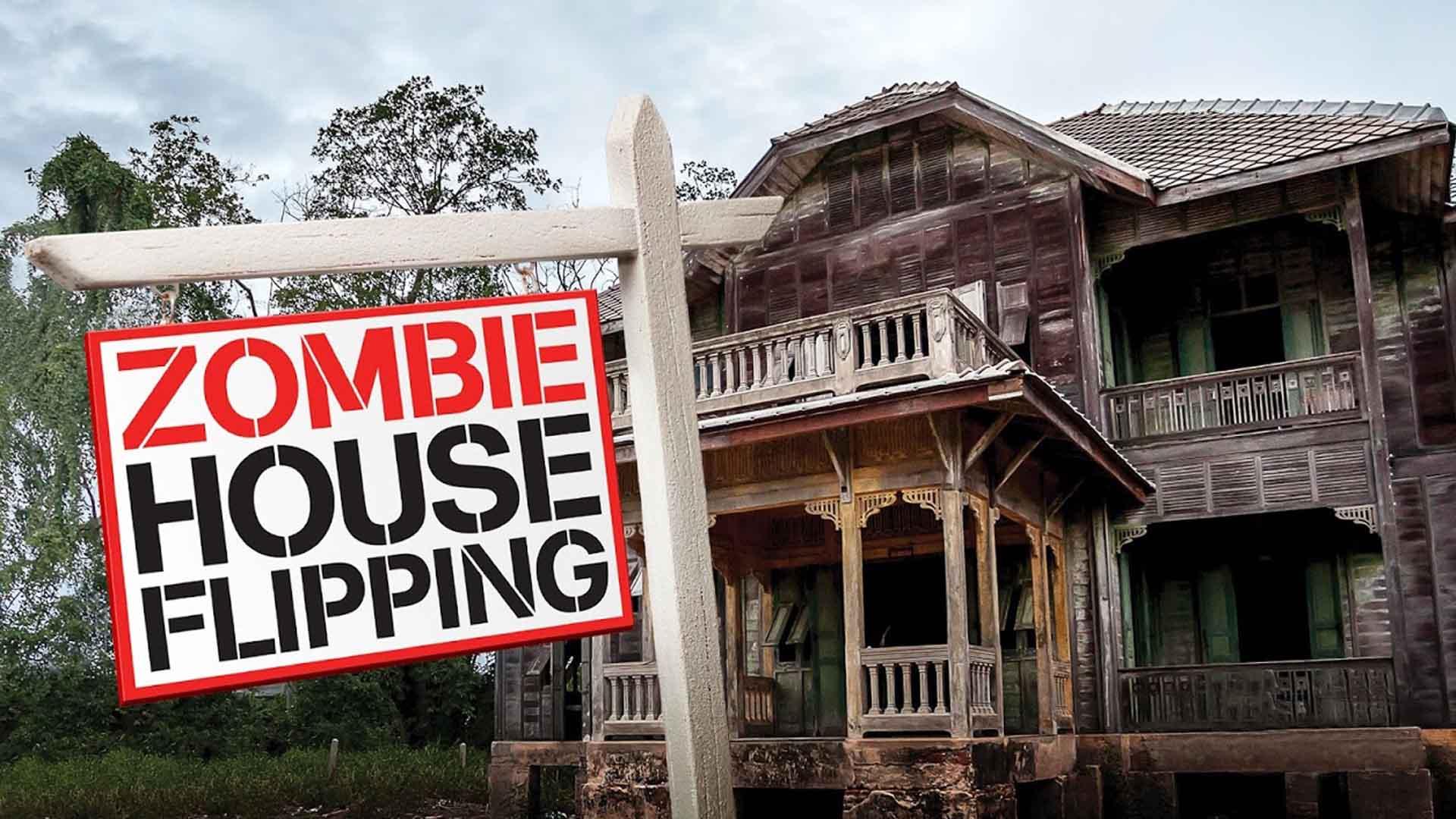 Zombie House Flip